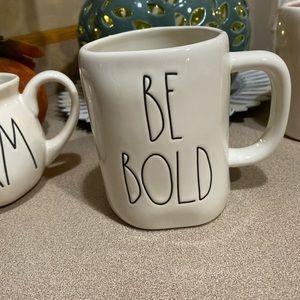 Rae Dunn Be Bold Coffee Mug